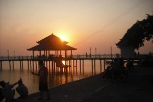 Sunset Kartini Beach
