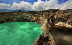 Lake Kelimutu Flores