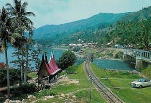Lake Singkarak Tourism