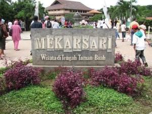 Mekarsari Tourism