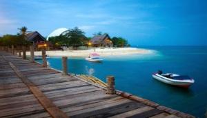 Umang Island Banten